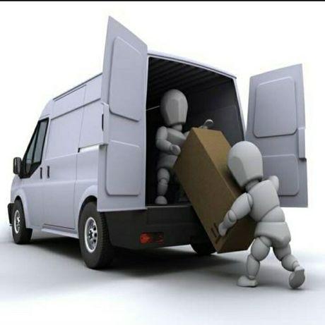Transportes e Mudanças Montagem e desmontagem móveis