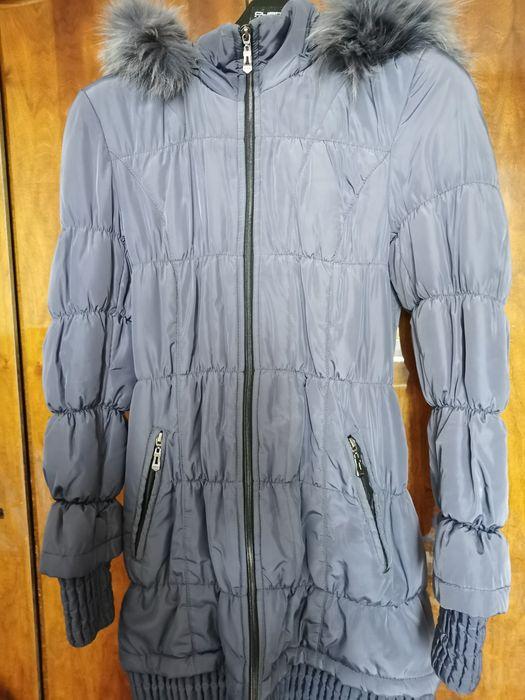 Зимняя куртка с искусственным мехом Днепр - изображение 1