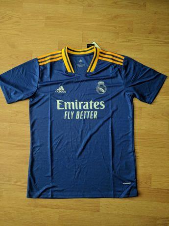 Koszulka Real Madryt 21/22 róż. L