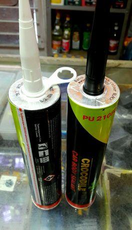 Герметик -клей для швов полиуретановый  Crocodile PU210FS