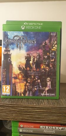 Kingdom Hearts III Xbox