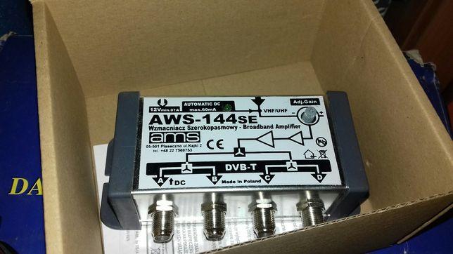 Wzmacniacz szerokopasmowy AWS-144se