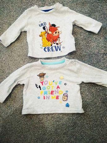 Кофточки на мальчика Disney Baby PRIMARK 0-3m