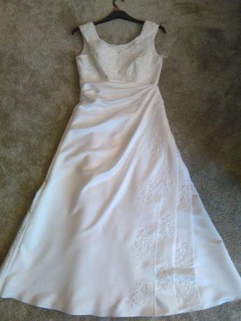 Aktualne!! Piękna suknia ślubna. Polecam
