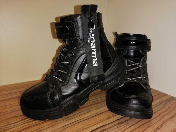 Ботинки деми 36 размер