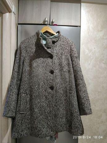 Брендовое пальто женское Anne Weuburn  (Французский бренд)