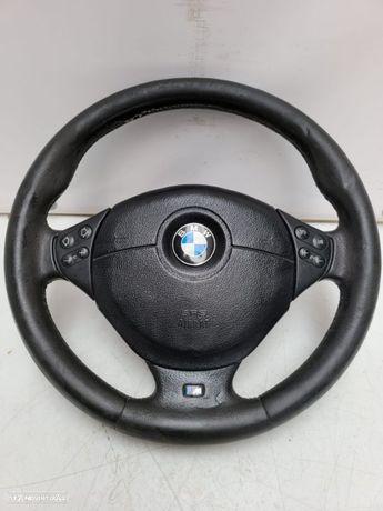 BMW SERIE 5 PACK M / SERIE 7 E38 / E39   VOLANTE ORIGINAL COM COMANDOS E AIRBAG;