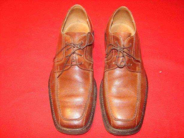 roz. 40 buty ze skóry do garnituru Club Shoes