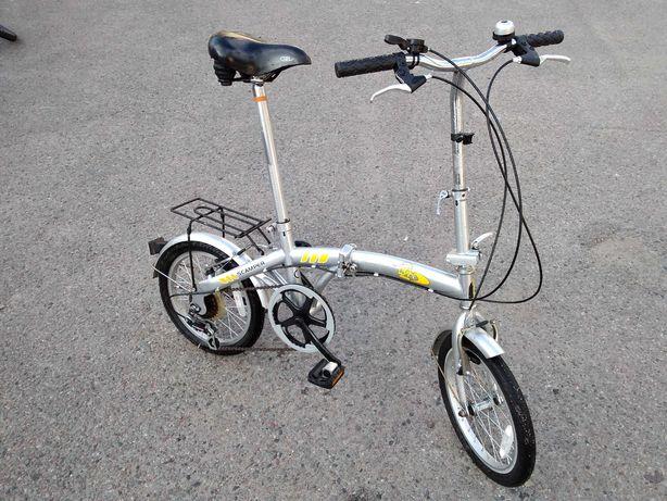 rower typu składak 16 cali
