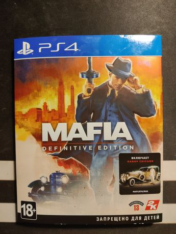 Mafia Definitive Edition PS4 & PS5. Обмен на Ghost Of Tsushima