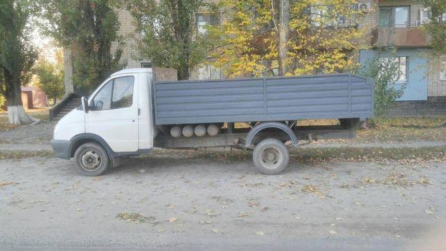Грузоперевозки автомобилем Газель