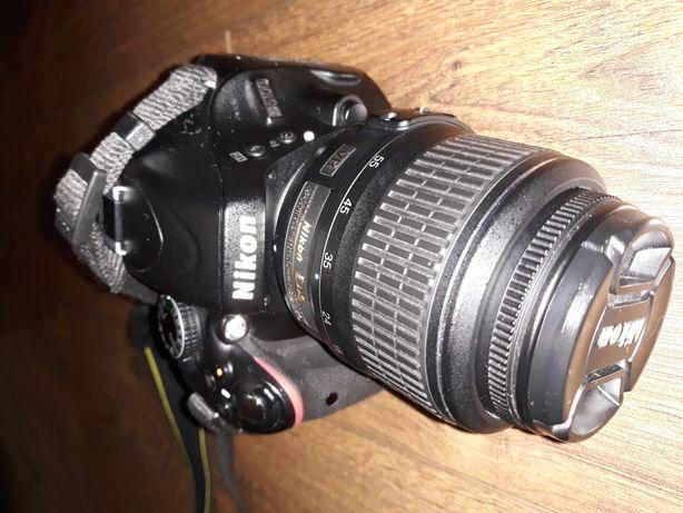 Продам цифровой фотоаппарат Nikon 5100