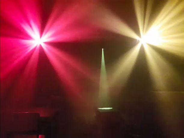 Oświetlenie sceniczne - JB system ACME Panther Puma, skaner, nie LED