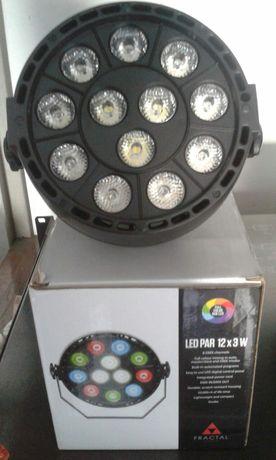 Reflektor Led Par 12*3W