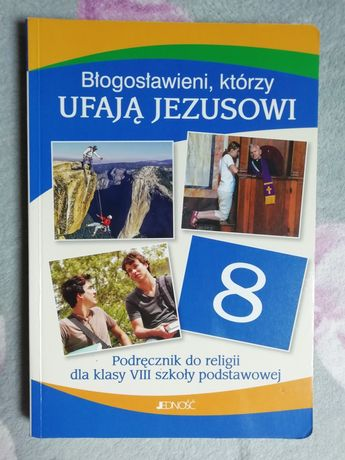 Książka nowa 8klasa