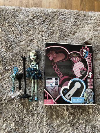 Monster High lalka Frankie Stein sweet 1600 unikat z pudełkiem l