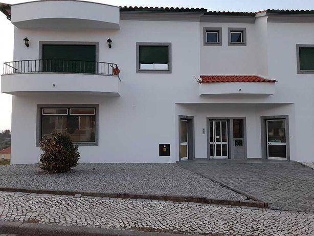Apartamento com boas áreas, em zona privilegiada Mangualde