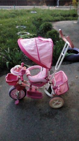 Продам дитячий триколісний велосипед.