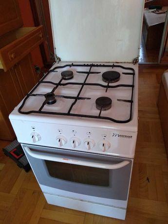 Kuchenka gazowa z piekarnikiem gazowym