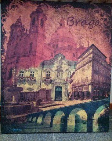 Quadro ícones de Braga