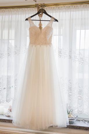 Suknia ślubna Elizabeth Passion kolekcja 2020