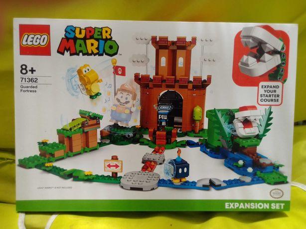 Lego Super Mario 71362 Set de Expansão Fortaleza Guardada