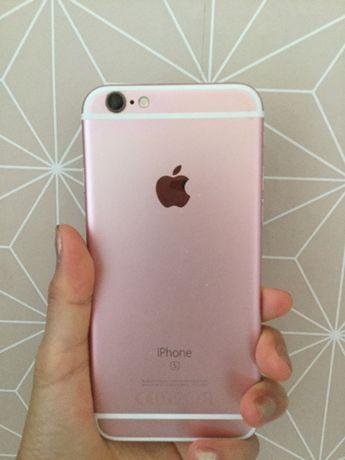 Iphone 6s rose gold 64gb на запчасти bypass Без торга!