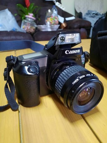 Canon EOS + mala de transporte