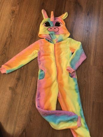 Кигуруми! Кигуруми детские! Пижамы тёплые! Кигуруми единорог!
