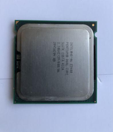 Процессор Pentiun Е5400 2,7
