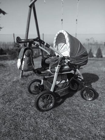 Wózek 3 w 1 Jedo Fyn