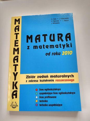 Zbiór zadań maturalnych z zakresu rozszerzonego matematyka Podkowa