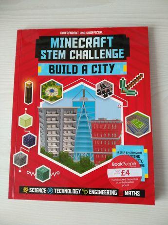 Майнкрафт журнал на английском инженерные постройки