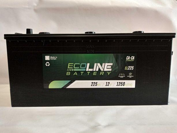 Akumulator 12V ECOLINE 225Ah 1250A