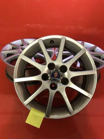 Легкосплавні диски SAAB R16 5x110 ET 41 Alfa Romeo