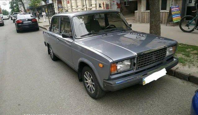 Продам ВАЗ 2107 ГБО...