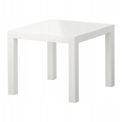 NOWY IKEA Stolik Lack Biały Kawowy, Ława, Stół. MOŻLIWA WYSYŁKA !