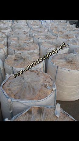 Worki Big Bag Bagi z wkładem foliowym na Kukurydze CCM 1000kg BIGBAG
