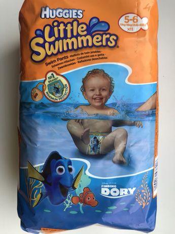 Подгузники-трусики для плавания Huggies
