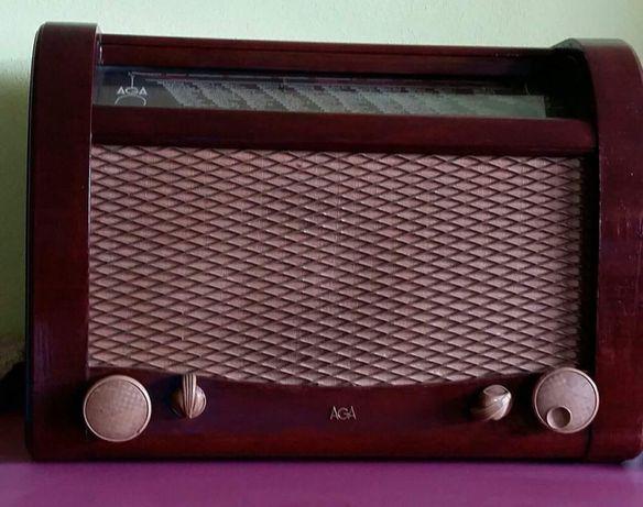 Rádio coleção AGA