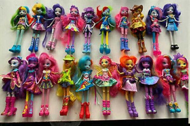 Mlp девочки Эквестрии ( куклы хасбро)