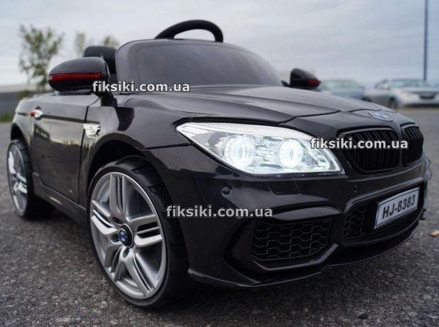 Детский электромобиль 2773 BLACK BMW, Дитячий електромобiль