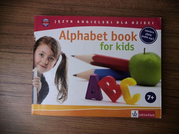 Alphabet book for kids + CD Mp3|NOWA| |Stan bardzo dobry|