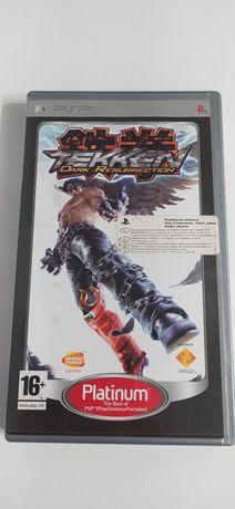 PSP gra Tekken Dark Resurrection polskie wydanie