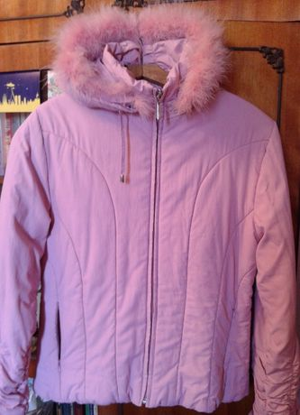 Куртка демисезонная р. 48