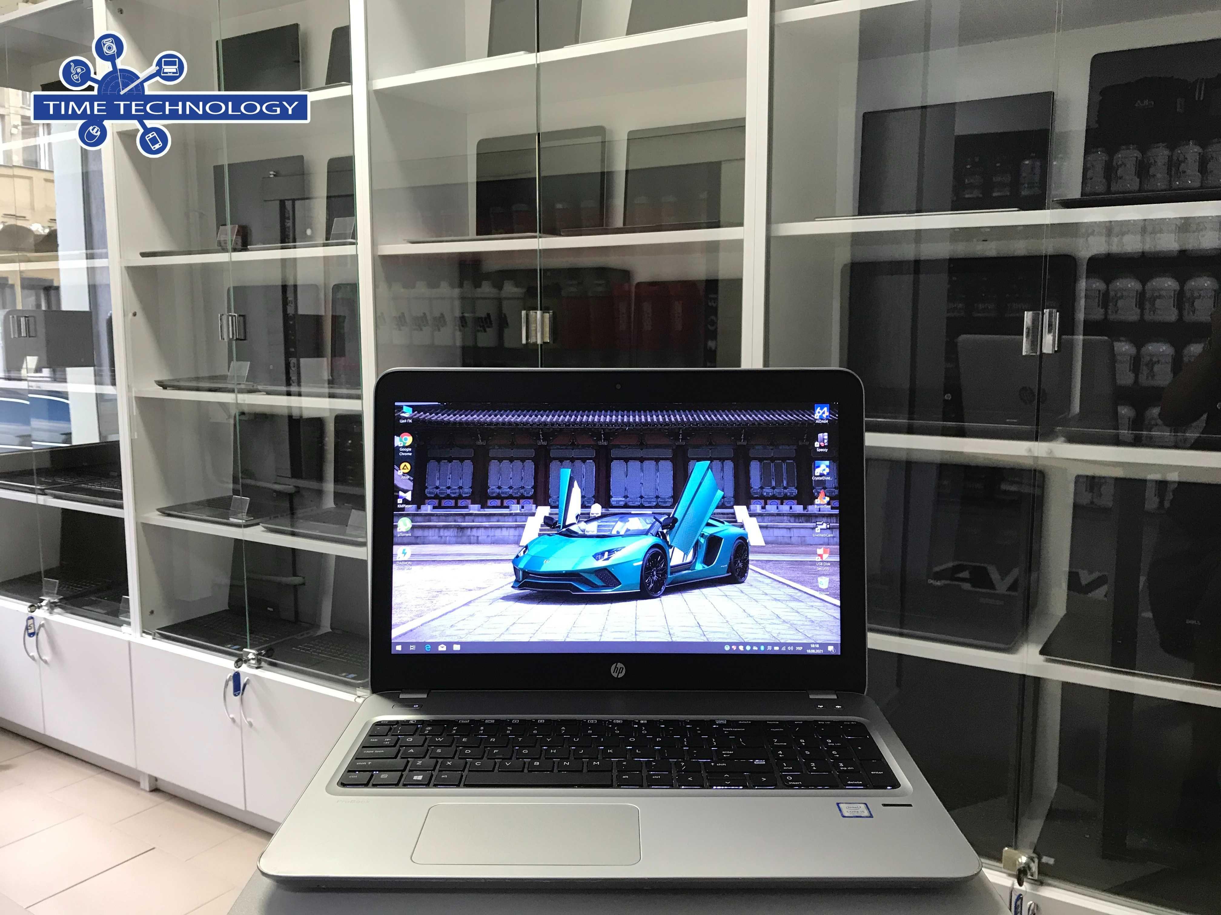 Ноутбук HP Probook 450 G4 [Core i5-7gen] [FULL] [SSD] R8 Куліша 22