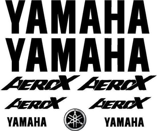 Kit Autocolantes Yamaha Aerox