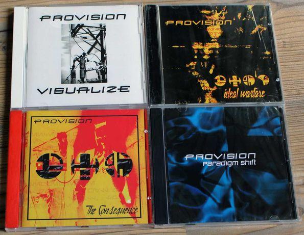 Provision 4 Albumy. Nowe w Folii! Depeche Mode