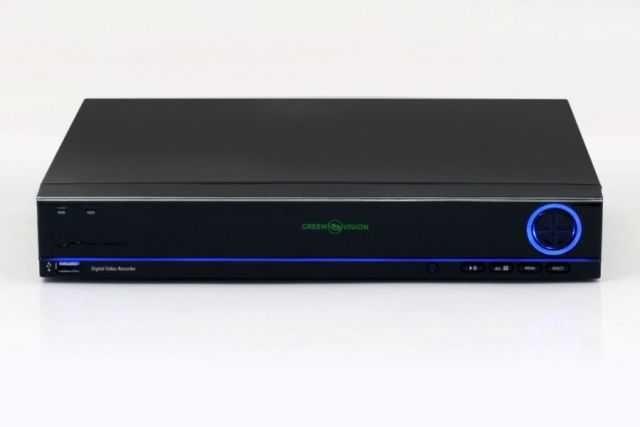 Відеореєстратор 8-ми канальний Green Vision GV-R-M 7608DH