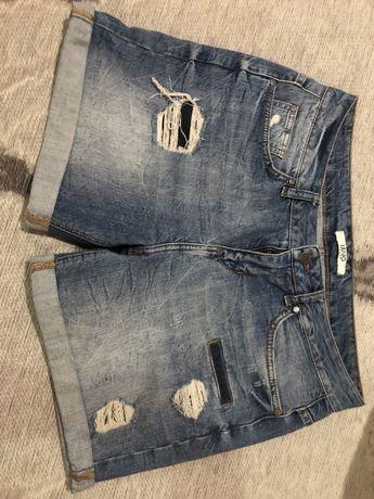 Spidenki jeansowe liu jo